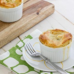 brocolli cheddar pot pies