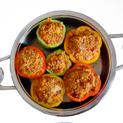 stuffed peppers 250